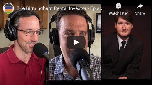 The Birmingham Real Estate Investor – Episode 5 with Les Jenkins