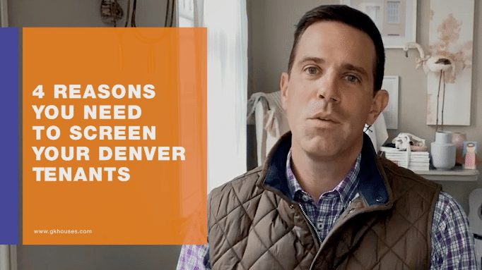Four Reasons You Need to Screen Your Denver Tenants