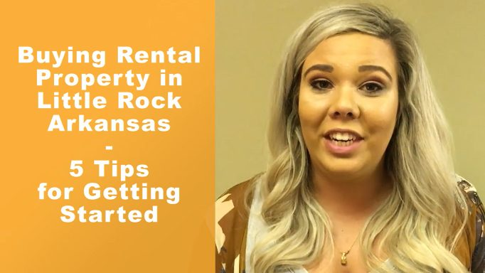 Buying Rental Property In Little Rock – 5 Tips For You