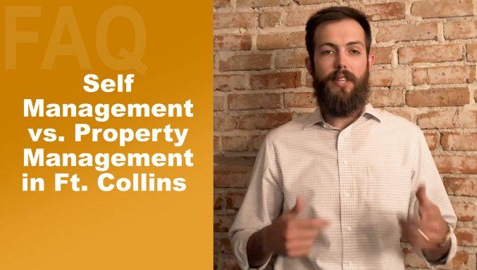 Self-Management vs Property Management in Ft Collins