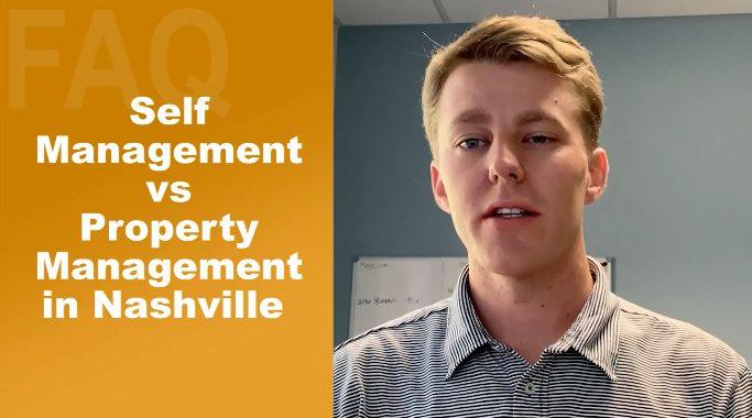 Self Management vs Professional Property Management in Nashville