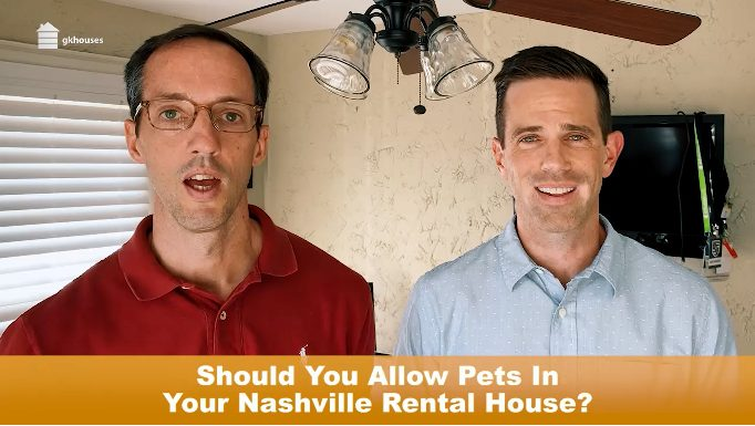 Should You Allow Pets In Your Nashville Rental House?