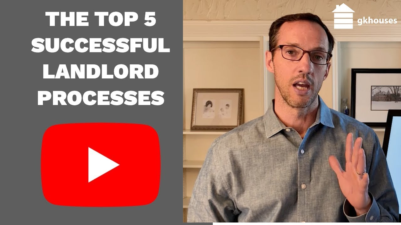 5 Successful Processes Every Landlord Should Know