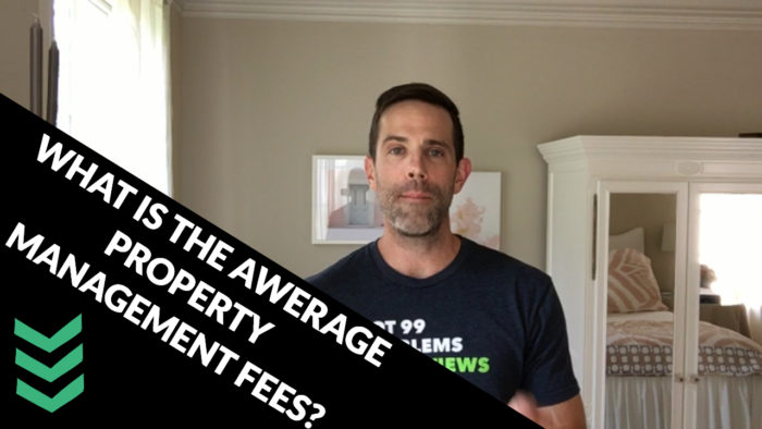 What Are The Average Property Management Fees?