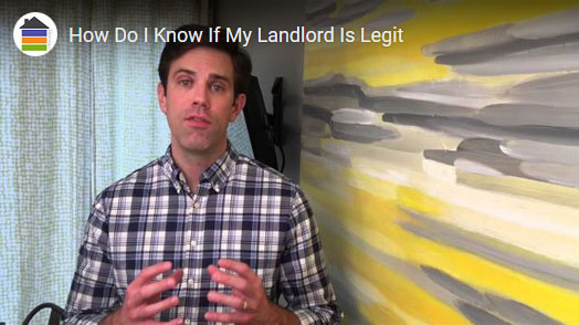 How Do I Know if My Landlord is Legit?