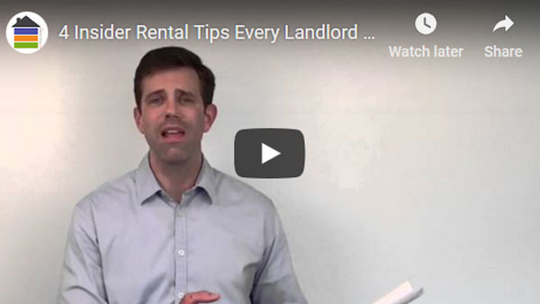 Insider Rental Tips Every Landlord Needs To Know